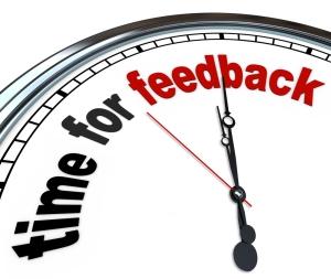 time feedback
